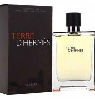 ادکلن تق هرمس ادو تویلت (Terre d'Hermes EDT for men)