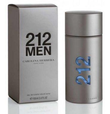 ادکلن 212 نقره ای نیویورک - Carolina Herrera 212 New York for men