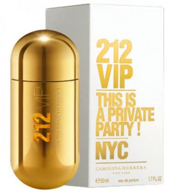 ادکلن 212 وی آی پی - Carolina Herrera 212 VIP for women
