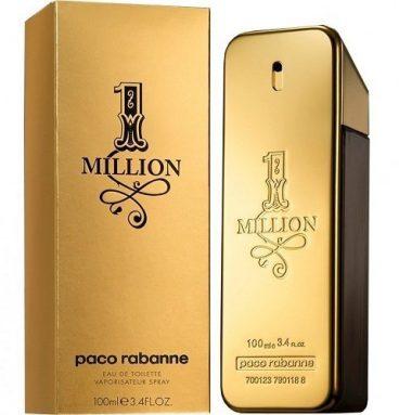 ادکلن مردانه وان میلیون (One Million Paco Rabanne for men)